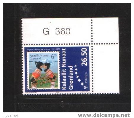 Groenland Europa 2006 ** Cdf - Europa-CEPT