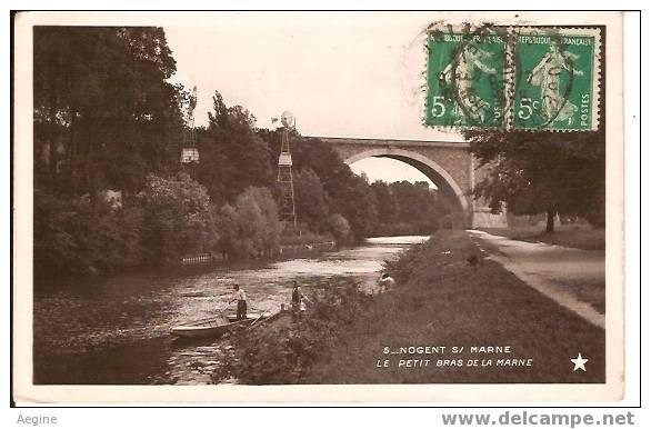 Eolienne- Eoliennes - Ref No 55- Nogent Sur Marne -  - Bon Etat - Châteaux D'eau & éoliennes