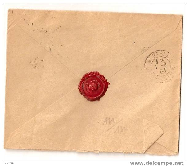 PORTUGAL  - EMIS.  1895 / 1905 - Lettres & Documents