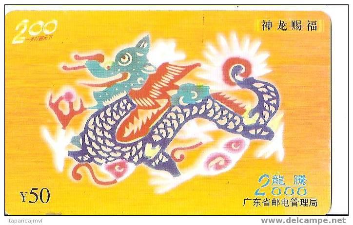 Serpentin - Chine