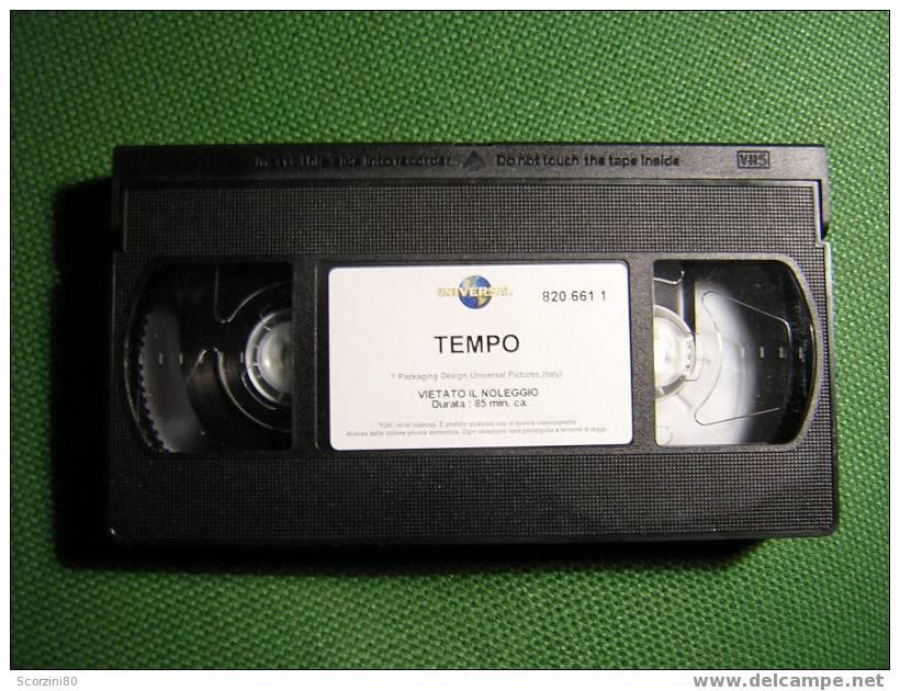 VHS-TEMPO Melanie Griffith Originale - Dramma