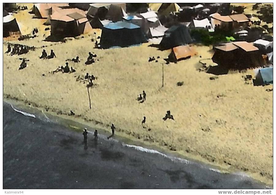VENDEE / NOIRMOUTIER-EN-L´ÎLE / LE TERRAIN DE CAMPING DE LA PLAGE DES SABLEAUX   ( Filet De BEACH-VOLLEY = VOLLEYBALL ) - Volleyball