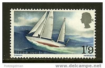 UK 1967 MNH Stamp(s) Gipsy Moth 469 #5896 - 1952-.... (Elizabeth II)