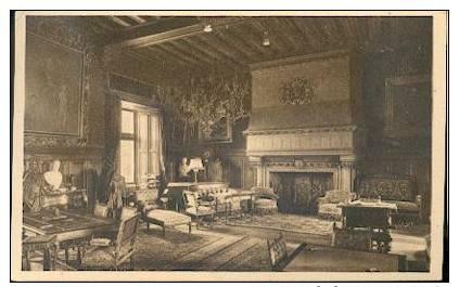 CPA Chateau De Montrésor; Le Grand Salon. - Montrésor