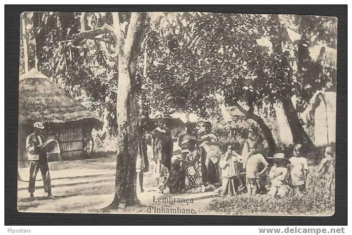 MOÇAMBIQUE Mozambique - Lembrança De Inhambane - Mozambique