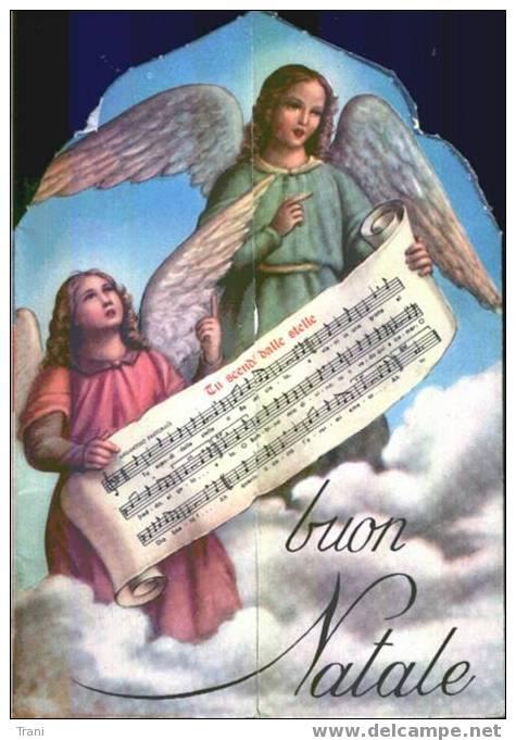 BUON NATALE - Anni ´60 - Infant Jesus
