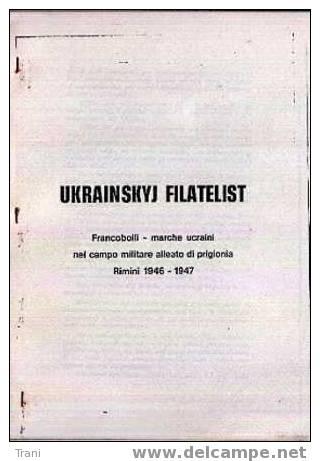 CATALOGO FRANCOBOLLI UCRAINI - Cataloghi