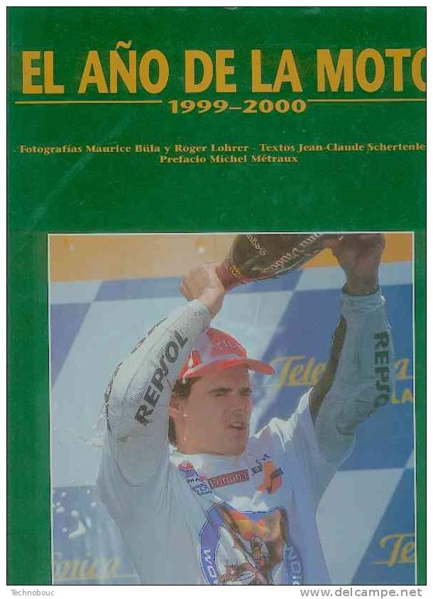 EL ANO DE LA MOTO 1999-2000 - Livres, BD, Revues
