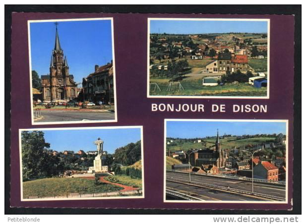 (8633) - Bonjour De Dison - Dison