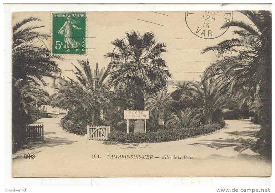 7966 Tamaris Sur Mer Allée De La Poste . 190 ELD - Tamaris