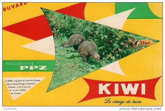 Buvard-KIWI Le Cirage De Luxe - K