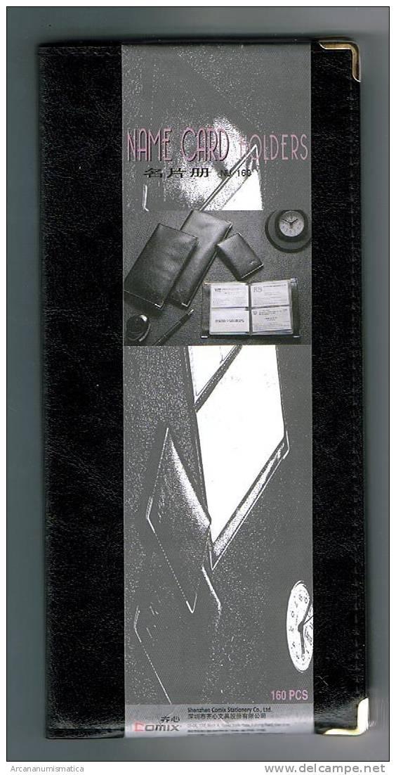 ALBUM PARA COLECCIONAR TARJETAS TELEFONICAS - Material