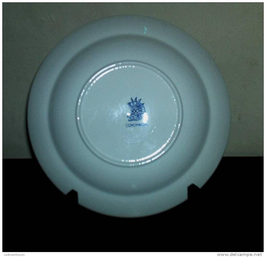 Copenhague - Assiette Profonde - Soepbord - Soup Plate - Diam. 24 Cm. - Boch (BEL)