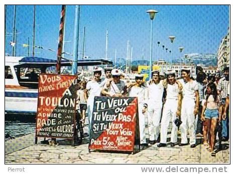 071007B : Toulon Marine Pompon Bidasse - Toulon