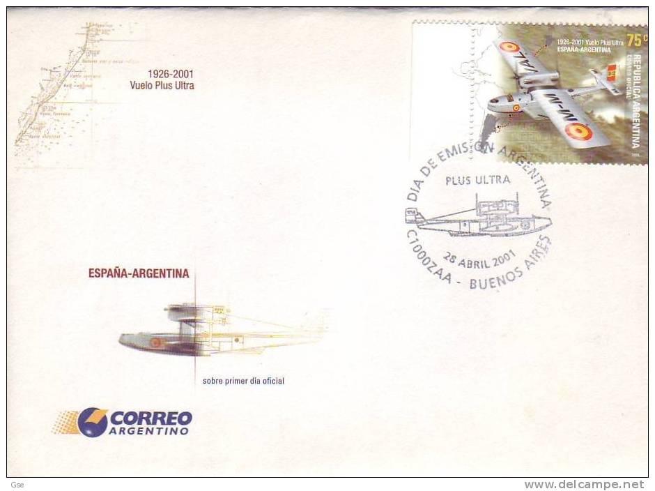 GSE - ARGENTINA 2001 - Aerei