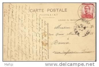 Les Moulins Et La Brasserie à Vapeur - MARCHIENNE AU PONT - Industrie