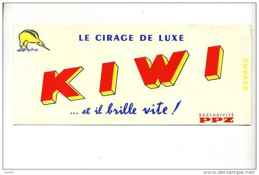 Buvard Le Cirage KIWI. - K
