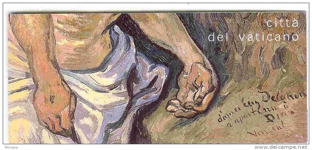 Vatican-2003 Van Gogh   Booklet - Collections