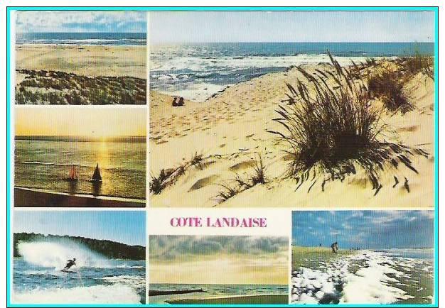 A 19 Côte Landaise   6 Vues - Frankreich