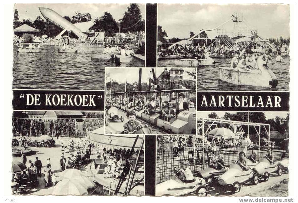 B1282   AARTSELAAR : Publieke Speeltuin De Koekoek - Aartselaar