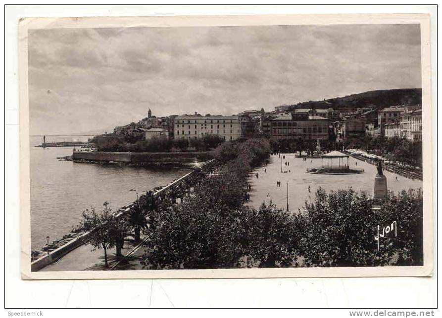 8289 Bastia . Place Saint Nicolas Citadelle . 2327 Yvon . - Bastia