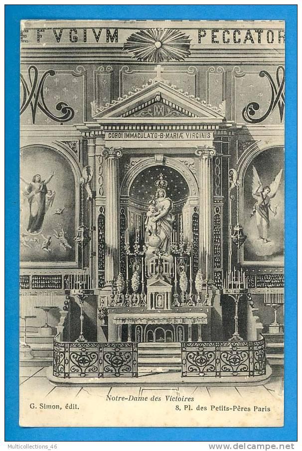 75 - PARIS - Notre-Dame Des Victoires. - Arrondissement: 15