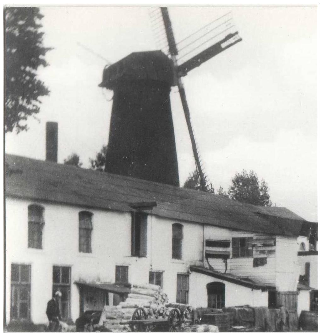 Wapenveld -Berghuizer Papiermolen ´De Grift´       (Moulin/Mühl/Mill/Molen) - Netherlands