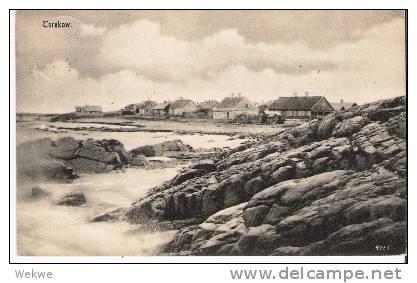 S-022/Tuberkulosemarke Nr. 2, 1906 Auf Ansichtskarte Torekow - Schweden