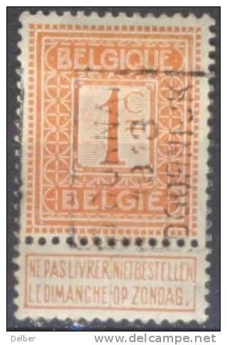Ad862: N° 2185 -A-  TOURNAI 1913 DOORNIJK - Prematasellados
