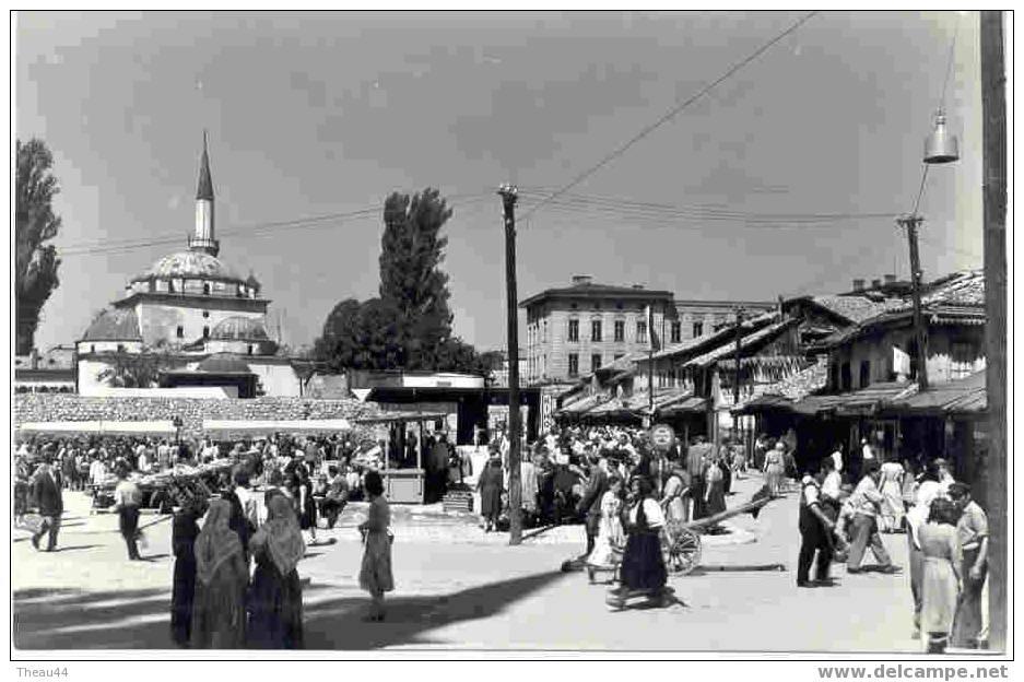 ¤¤¤  SARAJEVO ( Bosnie-Herzegovine) - Place Bascarsya  ¤¤¤ - Bosnie-Herzegovine