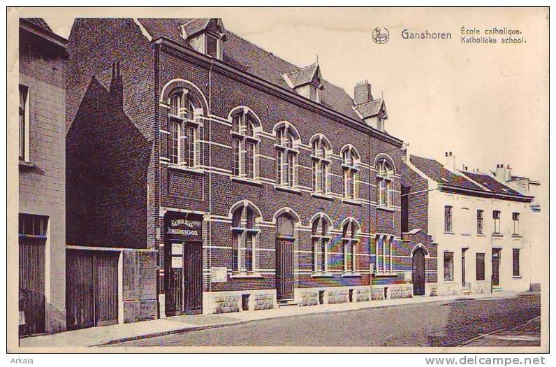 GANSHOREN = Ecole Catholique  (Nels) Vierge - Ganshoren
