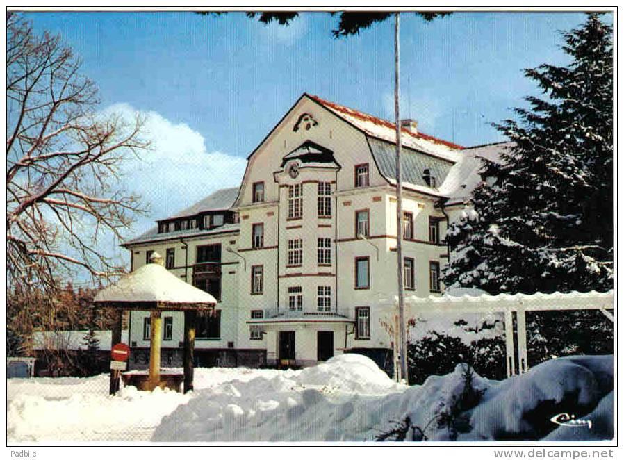 """Carte Postale 68. Aubure  Centre Médical  """"Le Muesberg""""  Trés Beau Plan - France"""