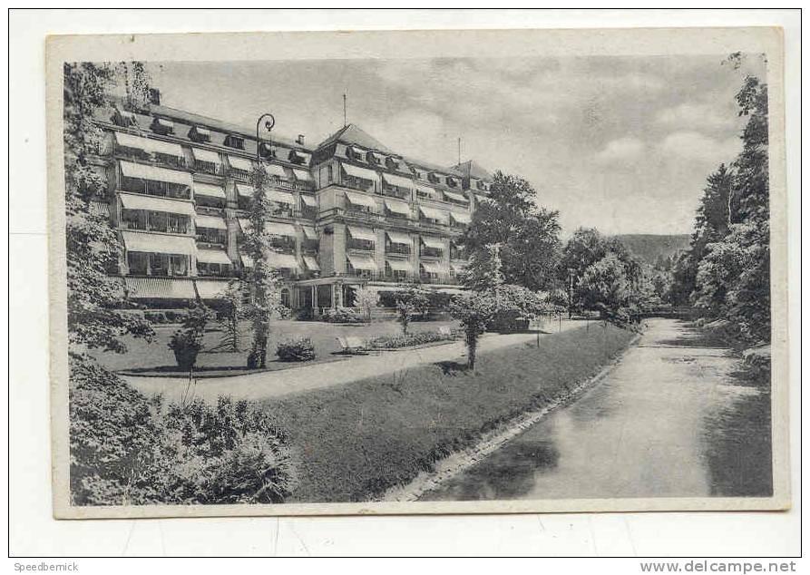 9072 BADEN-BADEN - Lichtentaler Allee . Sans éditeur - Baden-Baden