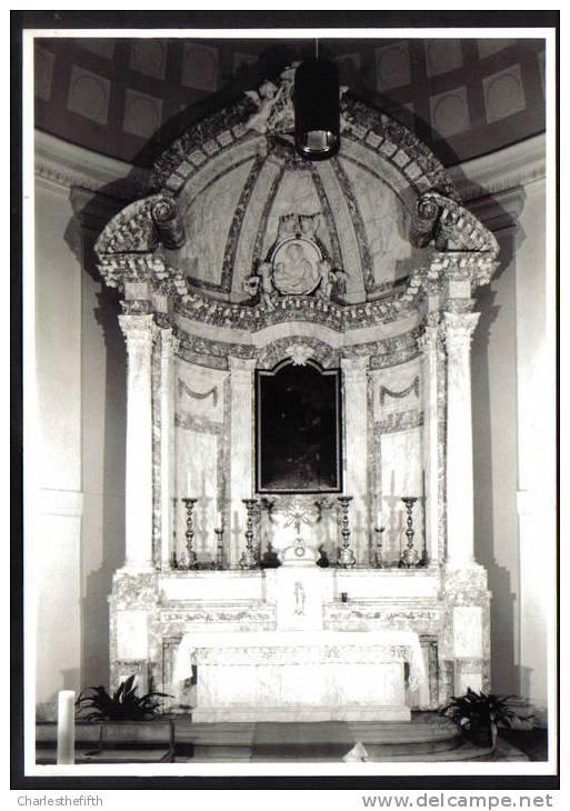 """FOTO """" BLANDEN - Hoogaltaar Kerk """" 17.5 X 12.5  !! - Oud-Heverlee"""