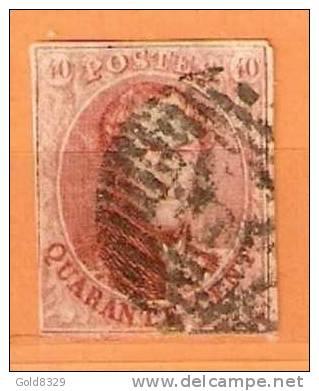 COB 12 (o) (Lot 639) - 1858-1862 Medallions (9/12)