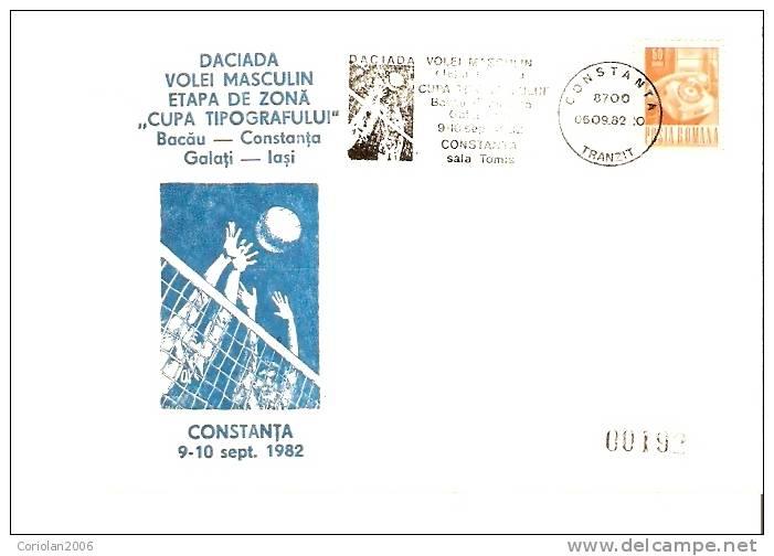 Romania /special Cancelation - Voleibol