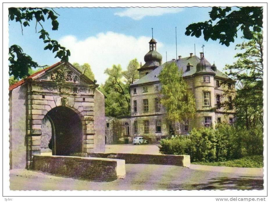 TROISDORF - Rathaus (Burg Wissen) - Troisdorf