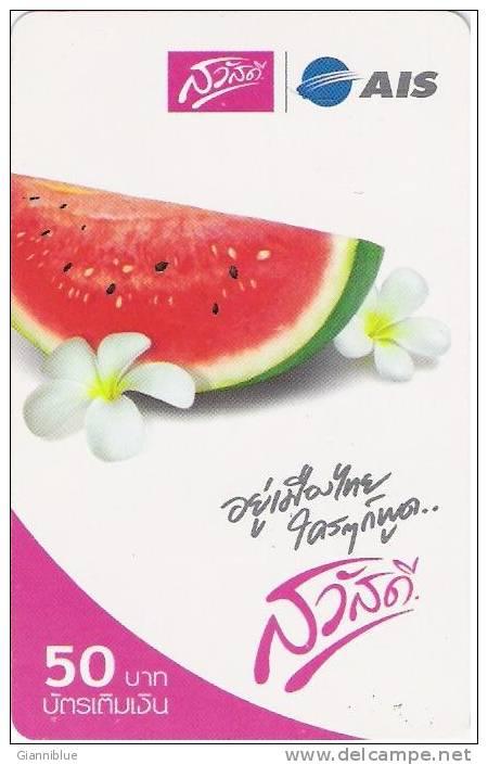 Thailand Prepaid Phonecard - Fruit 1 - Thaïlande