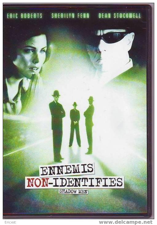 DVD ENNEMIS NON IDENTIFIES VF (1) - Science-Fiction & Fantasy