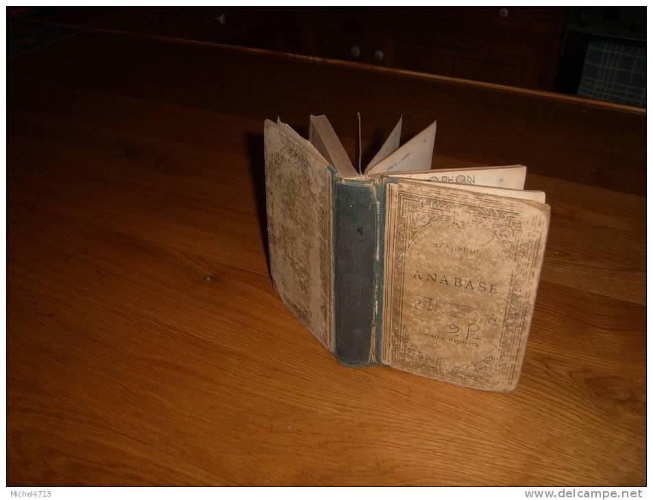 XENOPHONNN ANABASE - Boeken, Tijdschriften, Stripverhalen