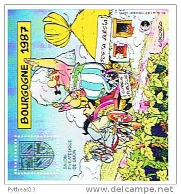 BLOC CNEP N°8  BOURGOGNE 1987 - CNEP