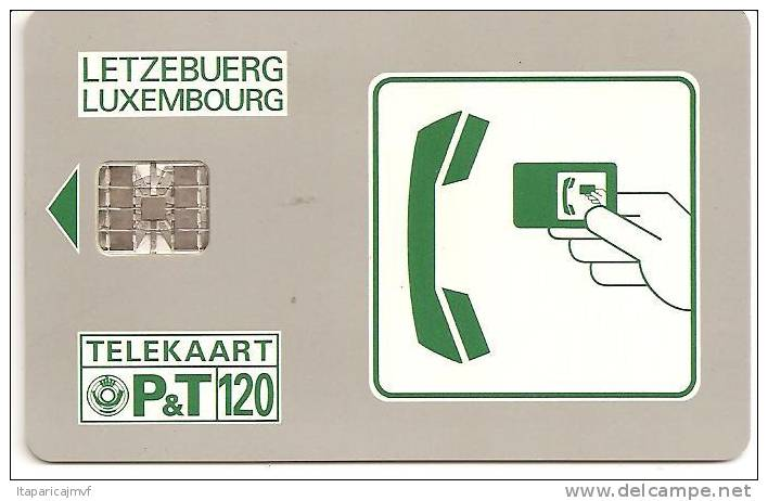 Luxembourg :  Cs3 - Luxembourg