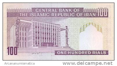 IRAN  100 RIALS  1985  KM#140  PLANCHA/UNC  DL-3399 - Irán