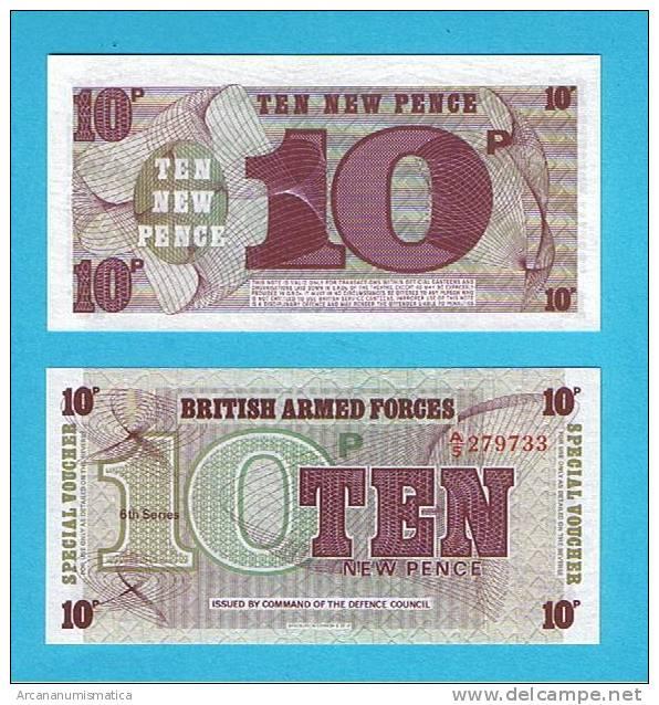 GRAN BRETAÑA  10 NEW  PENCE  1972  KM#45 PLANCHA/UNC    DL-3605 - Sin Clasificación