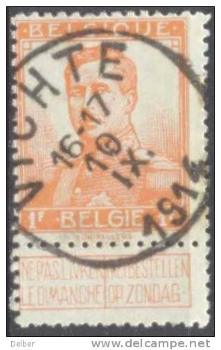 Qx324: N° 116 : E18: VICHTE 10  IX.  14 - WW I