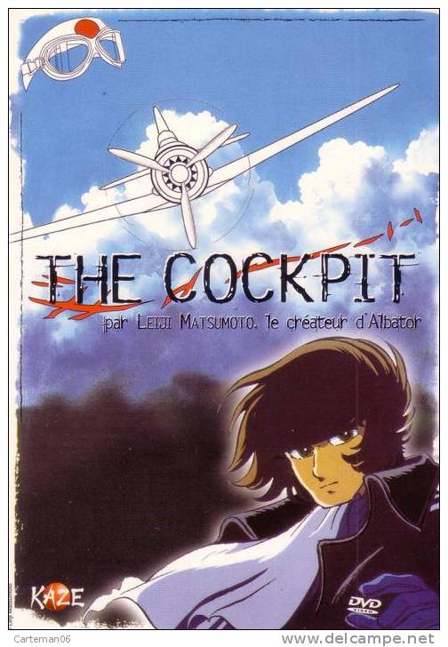 BD - Dessin De Leiji Matsumoto (Créateur D´Albator) - The Cockpit - Comics
