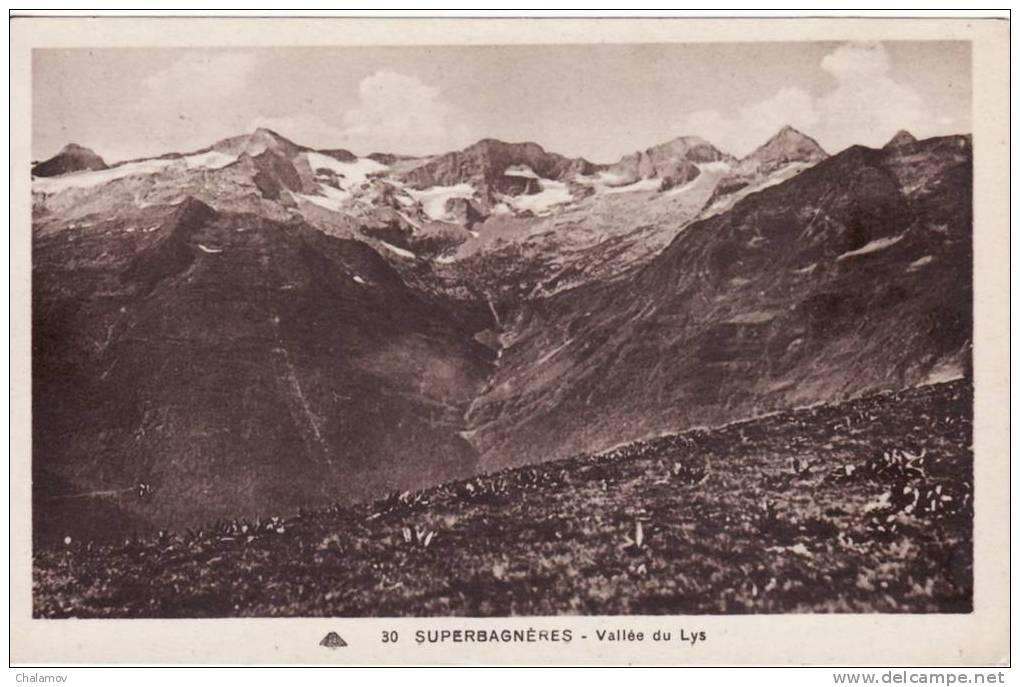 - SUPERBAGNERES    - Vallée Du Lys - Superbagneres
