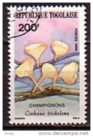 D0281 - TOGO Yv N°1199 CHAMPIGNONS - Togo (1960-...)
