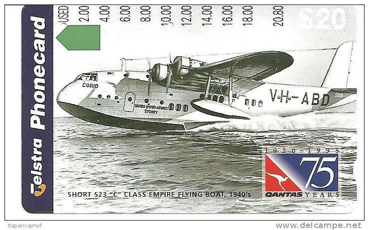 Avion D'australie De Guerre - Avions