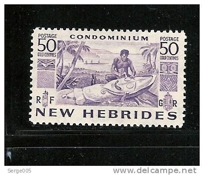 NOUVELLES-HEBRIDES SALES No 2 / 73   M H * - Unclassified
